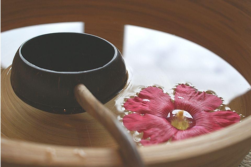 Lichaam en geest ontspannen met een massage